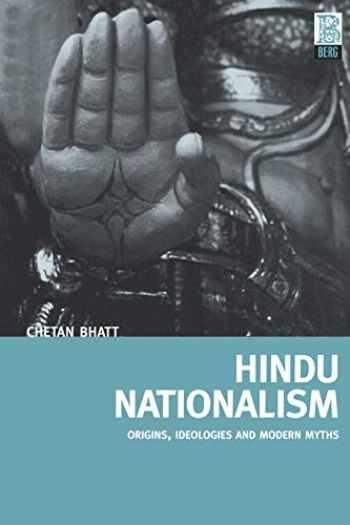9781859733486-1859733484-Hindu Nationalism: Origins, Ideologies and Modern Myths