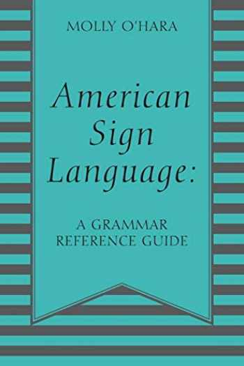 Sell, Buy or Rent The Signs of Language Revisited: An ... |Sign Language Rent