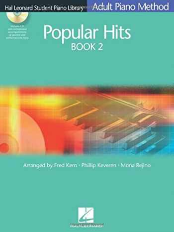 9781423409373-142340937X-Popular Hits Book 2 Adult Piano Method Hlspl Audio Online (Hal Leonard Student Piano Library (Songbooks))