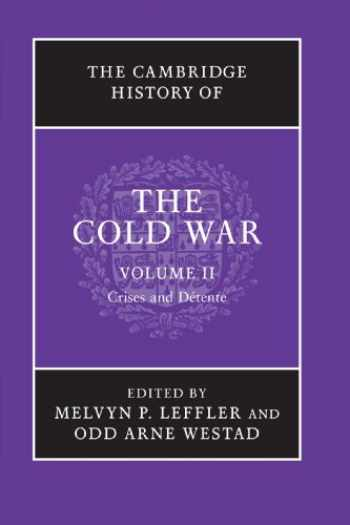 9781107602304-1107602300-The Cambridge History of the Cold War, Volume II (Volume 2)