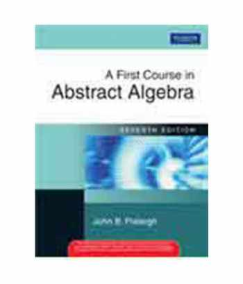 9788177589009-8177589008-A First Course in Abstract Algebra [Seventh 7th Edition]