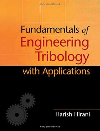 9781107063877-1107063876-Fundamentals of Engineering Tribology with Applications
