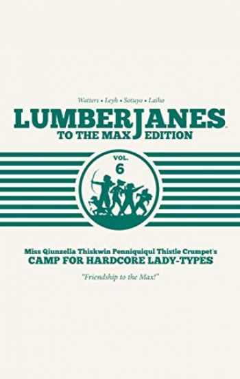 9781684154944-1684154944-Lumberjanes: To the Max Vol. 6 (6)