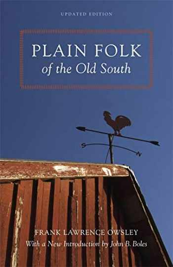 9780807133422-0807133426-Plain Folk of the Old South (Walter Lynwood Fleming Lectures in Southern History)