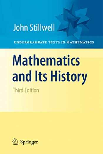 9781441960528-144196052X-Mathematics and Its History (Undergraduate Texts in Mathematics)