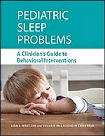 9781433819834-143381983X-Pediatric Sleep Problems (A Clinician's Guide to Behavioral Interventions)