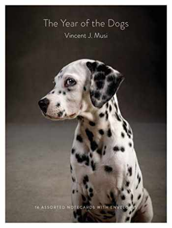 9781797200149-1797200143-The Year of the Dogs Notecards: (16 Dog Portrait Correspondence Cards, Dog Lovers Photography Notecards)
