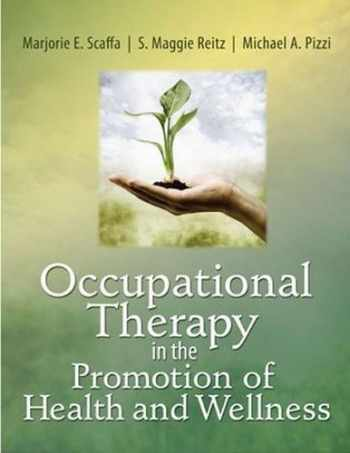 9780803611931-0803611935-Occupational Therapy in the Promotion of Health and Wellness