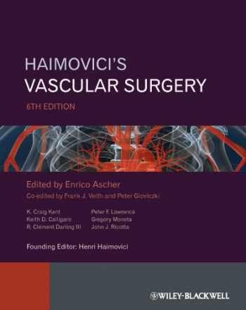 9781444330717-1444330713-Haimovici's Vascular Surgery