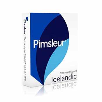 9781442396999-1442396997-Pimsleur Icelandic Conversational Course | Level 1 Lessons 1-16 CD: Learn to Speak and Understand Icelandic with Pimsleur Language Programs (1)