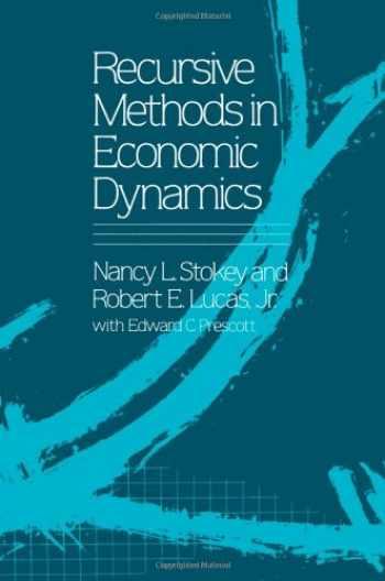9780674750968-0674750969-Recursive Methods in Economic Dynamics