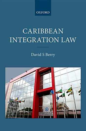 9780199670079-0199670072-Caribbean Integration Law