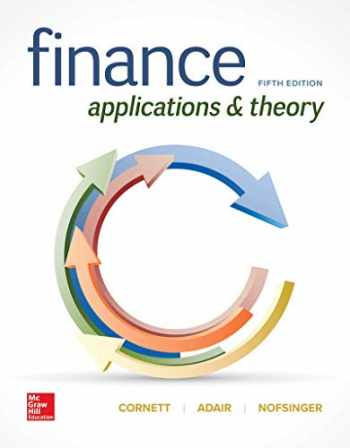 9781260726541-1260726541-Loose Leaf for Finance: Applications and Theory