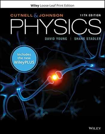 9781119496953-1119496950-Physics, 11e WileyPLUS NextGen Card with Looseleaf Print Companion 2 Semesters