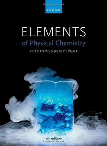 9780198796701-0198796706-Elements of Physical Chemistry