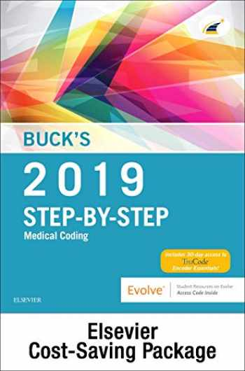 9780323642026-0323642020-Buck's Step-by-Step Medical Coding, 2019 Edition – Text and Workbook Package