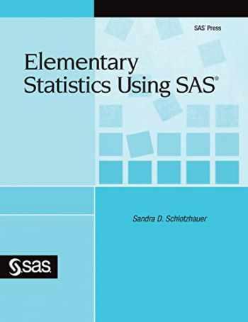 9781642953190-1642953199-Elementary Statistics Using SAS