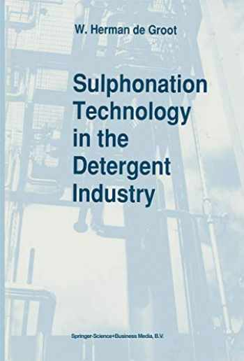 9780792312024-0792312023-Sulphonation Technology in the Detergent Industry