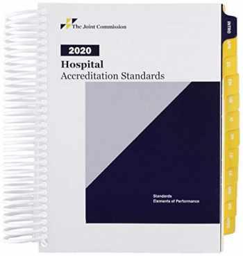 9781635851205-1635851203-2020 Hospital Accreditation Standards