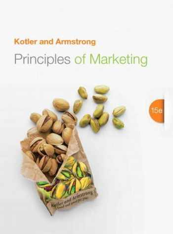 9780133084047-0133084043-Principles of Marketing (15th Edition)