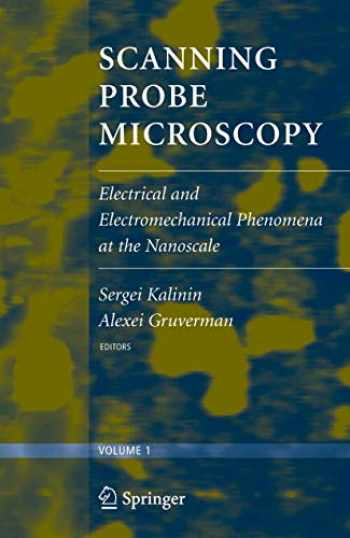 9780387286679-0387286675-Scanning Probe Microscopy (2 vol. set): Electrical and Electromechanical Phenomena at the Nanoscale (v. 1&2)