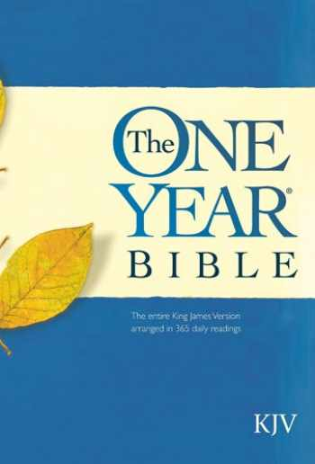 9781414307008-1414307004-The One Year Bible: King James Version