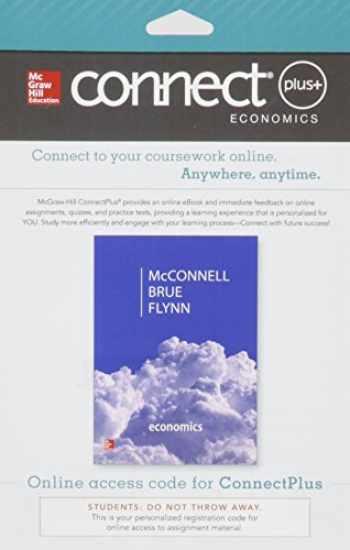9780077660765-0077660765-Connect 2-Semester Access Card for Economics