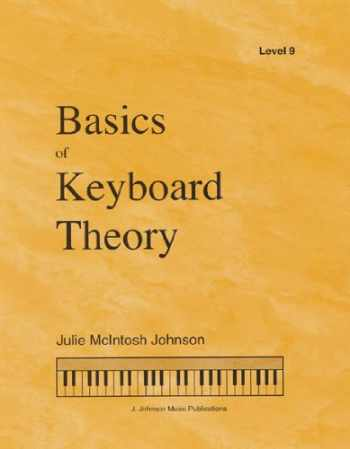 9781891757099-1891757091-BKT9 - Basics of Keyboard Theory - Level 9