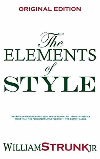 9781940177489-1940177480-The Elements of Style