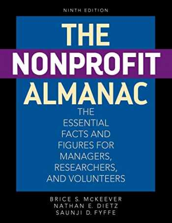 9781442275935-1442275936-The Nonprofit Almanac: The Essential Facts and Figures for Managers, Researchers, and Volunteers (Urban Institute Press)