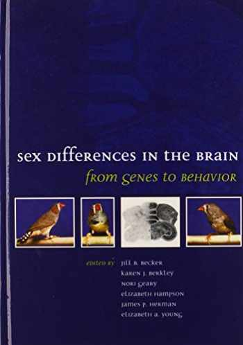 9780195311587-0195311582-Sex Differences in the Brain: From Genes to Behavior