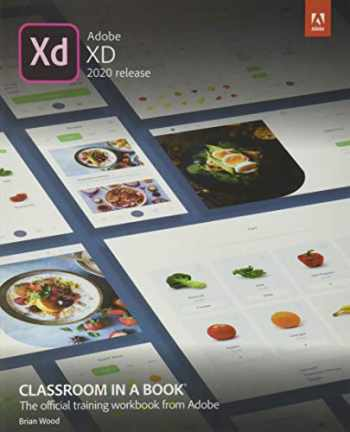 9780136583806-0136583806-Adobe XD Classroom in a Book (2020 release)