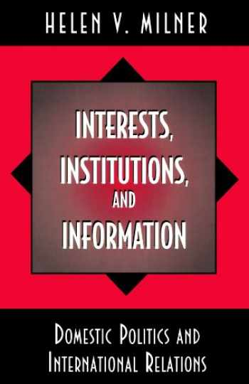 9780691011769-0691011761-Interests, Institutions, and Information