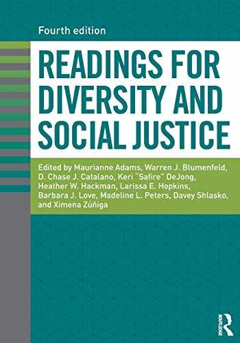 9781138055285-113805528X-Readings For Diversity & Social Justice