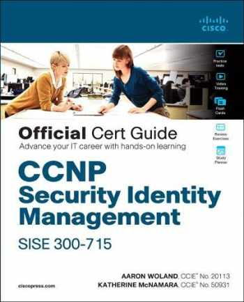 9780136642947-0136642942-CCNP Security Identity Management SISE 300-715 Official Cert Guide