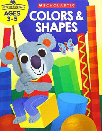 9781338255553-133825555X-Little Skill Seekers: Colors & Shapes