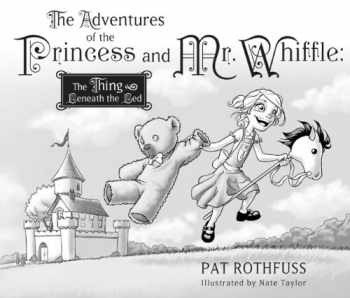 9781596063136-1596063130-The Adventures of the Princess and Mr. Whiffle: The Thing Beneath the Bed