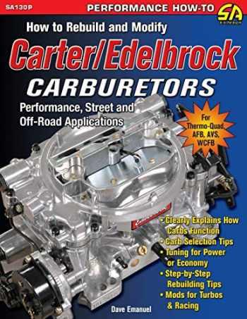 9781613250679-1613250673-How to Rebuild and Modify Carter/Edelbrock Carburetors