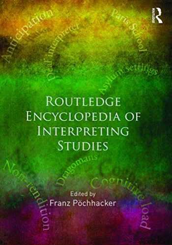 9780415634328-0415634326-Routledge Encyclopedia of Interpreting Studies