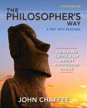 9780205254699-0205254691-The Philosopher's Way: Thinking Critically About Profound Ideas Fourth Edition (MyThinkingLab Series)