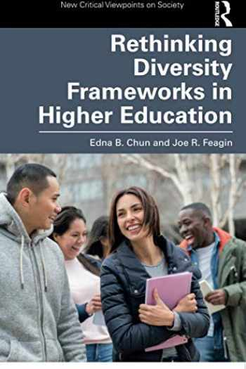 9780367279530-0367279533-Rethinking Diversity Frameworks in Higher Education (New Critical Viewpoints on Society)