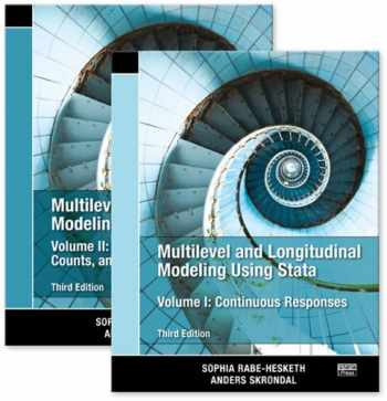 9781597181082-1597181080-Multilevel and Longitudinal Modeling Using Stata, Volumes I and II, Third Edition