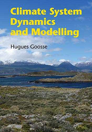 9781107445833-1107445833-Climate System Dynamics and Modelling