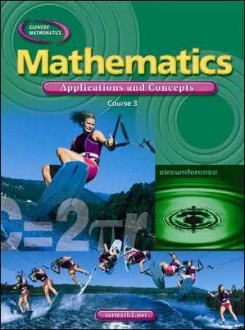 9780078668487-0078668484-Glencoe Mathematics: Applications and Concepts, Course 3