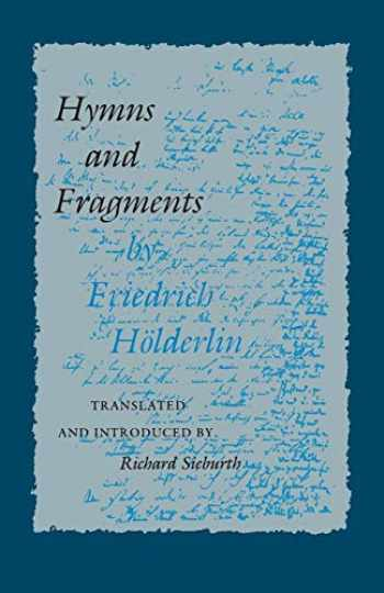 9780691014128-0691014124-Hymns and Fragments (The Lockert Library of Poetry in Translation, 120)