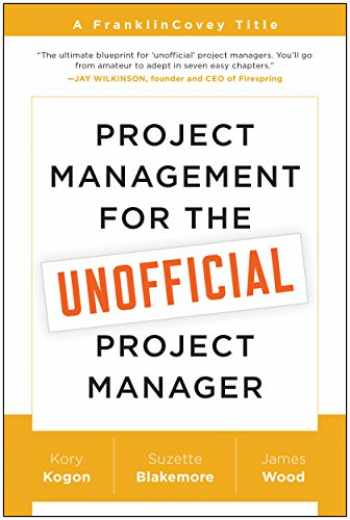 9781941631102-194163110X-FranklinCovey Project Management for The Unofficial Project Manager Paperback