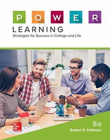 9781260709711-126070971X-Loose Leaf for P.O.W.E.R. Learning: Strategies for Success in College and Life