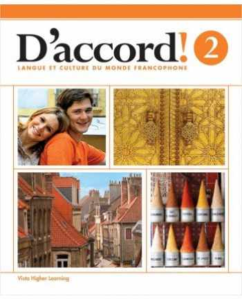 9781618578778-1618578774-D'accord! ©2015 Level 2 Student Edition w/ Supersite Access