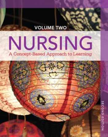 9780132934275-0132934272-Nursing: A Concept-Based Approach to Learning, Volume II (2nd Edition)