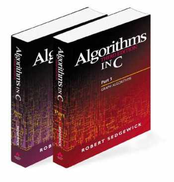 9780201756081-0201756080-Algorithms in C, Parts 1-5 (Bundle): Fundamentals, Data Structures, Sorting, Searching, and Graph Algorithms